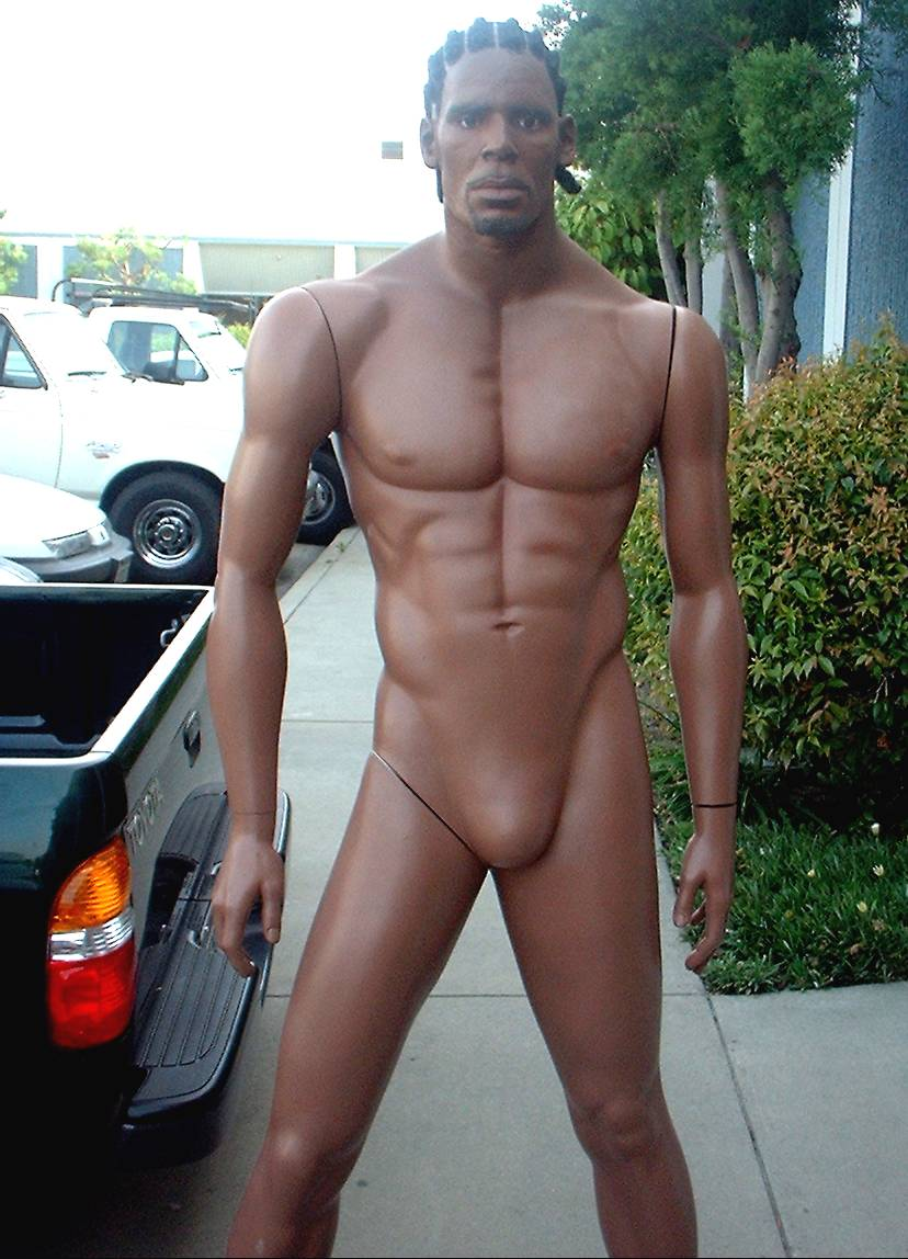 R. Kelly Mannequin
